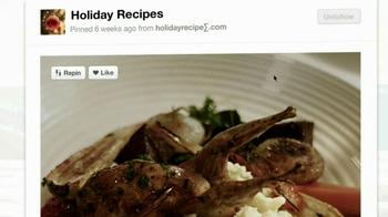 Lexus December to Remember TV Spot, 'Pinterest Like' - Thumbnail 1