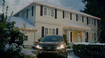 Lexus December to Remember TV Spot, 'Pinterest Like' - Thumbnail 4