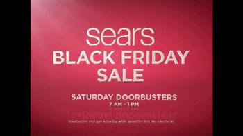 Sears Auto Center Black Friday TV Spot, 'Honking Turkey: Fleece'  - 139 commercial airings