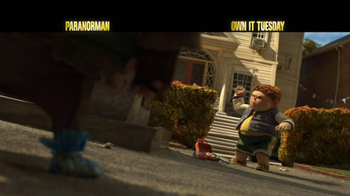 ParaNorman Blu-Ray and DVD TV Spot  - Thumbnail 5