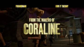 ParaNorman Blu-Ray and DVD TV Spot  - Thumbnail 7