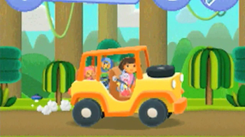 Team Umizoomi & Dora's Fantastic Flight | Bubble Guppies TV Spot  - Thumbnail 6