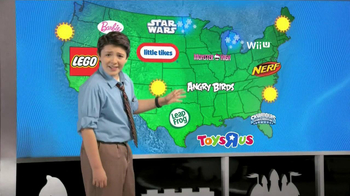 Toys R Us TV Spot, 'Weather Report'