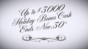 Nissan Season to Save TV Spot, 'Holiday Bonus Cash' - Thumbnail 8