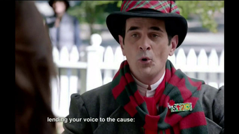 MasterCard TV Spot, 'Stand Up 2 Cancer' Featuring Ty Burrell - Thumbnail 9