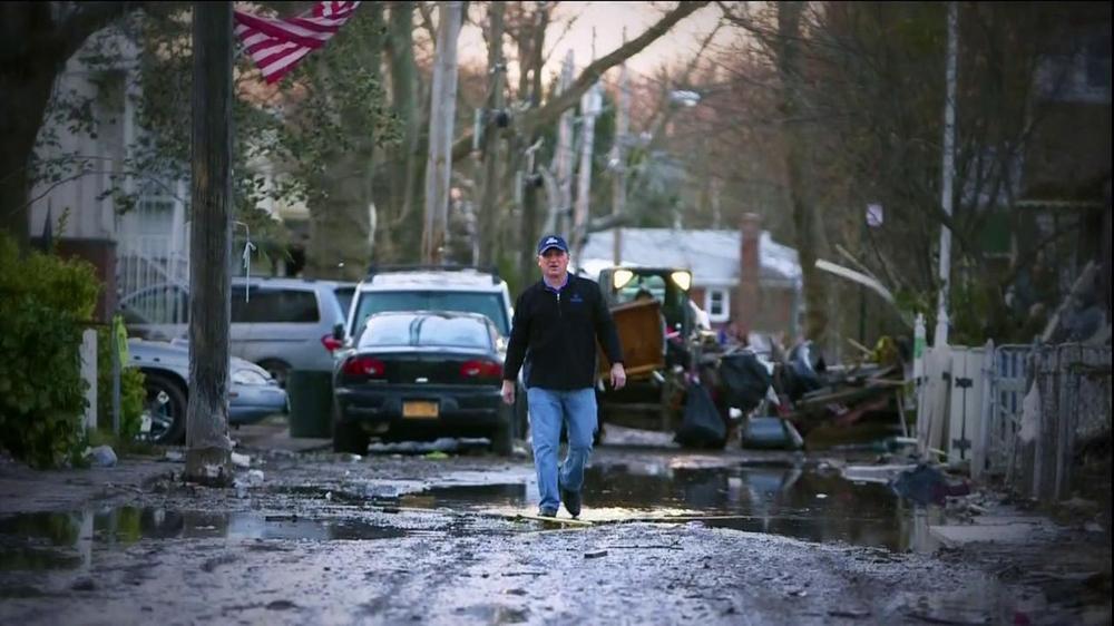 Allstate TV Commercial, 'Hurricane Sandy'