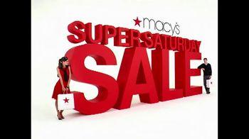 Macy's Super Saturday TV Spot - 163 commercial airings