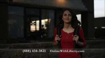 Liberty University TV Spot, 'Brilliant Insight' - Thumbnail 8