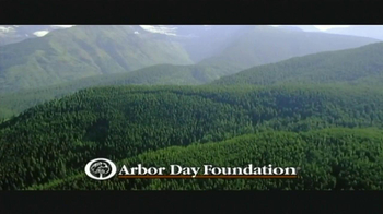 Arbor Day Foundation TV Spot, \'Replanting Forests\'