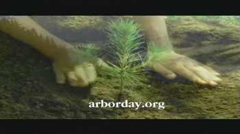 Arbor Day Foundation TV Spot, 'Replanting Forests' - Thumbnail 8