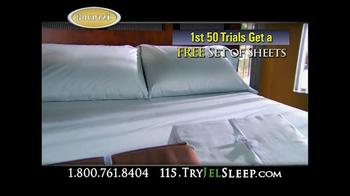 Jacuzzi Bed Collection TV Spot, 'Jel Sleep' - Thumbnail 10