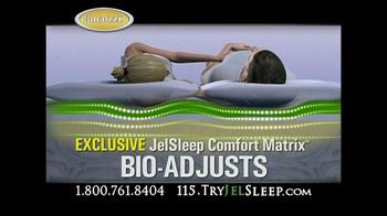 Jacuzzi Bed Collection TV Spot, 'Jel Sleep' - Thumbnail 6
