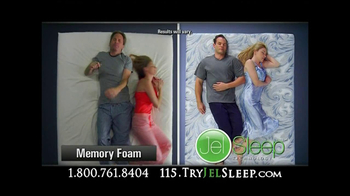 Jacuzzi Bed Collection TV Spot, 'Jel Sleep' - Thumbnail 7