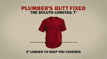 Duluth Trading TV Spot 'Plumbers Butt' - Thumbnail 8
