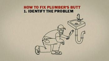 Duluth Trading TV Spot 'Plumbers Butt' - Thumbnail 2