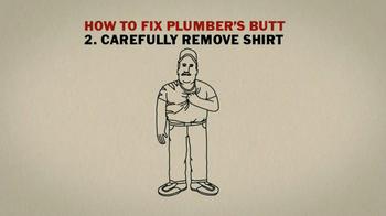 Duluth Trading TV Spot 'Plumbers Butt' - Thumbnail 4
