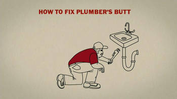 Duluth Trading TV Spot 'Plumbers Butt' - Thumbnail 6