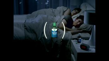 NyQuil vs Alka-Seltzer TV Spot, 'On the Couch'