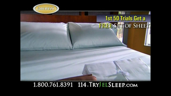 Jacuzzi Bed Collection TV Spot - Thumbnail 10