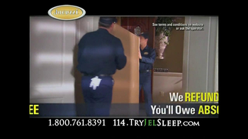 Jacuzzi Bed Collection TV Spot - Thumbnail 9