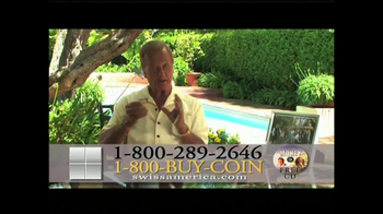 Swiss America TV Spot, 'A Certain Future' Featuring Pat Boone - Thumbnail 6