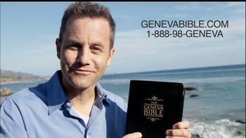 Geneva Bible TV Spot, 'Changed the World' Featuring Kirk Cameron