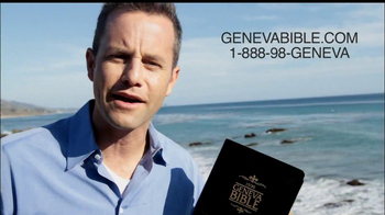 Geneva Bible TV Spot, 'Changed the World' Featuring Kirk Cameron - Thumbnail 5