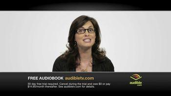 Audible.com TV Spot, '2 Free Audio Books' - Thumbnail 4