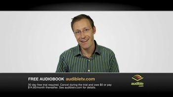 Audible.com TV Spot, '2 Free Audio Books' - Thumbnail 5