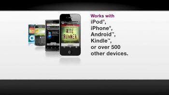 Audible.com TV Spot, '2 Free Audio Books' - Thumbnail 7