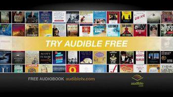 Audible.com TV Spot, '2 Free Audio Books'