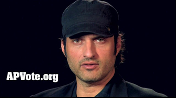 Advancement Project Protect Your Vote TV Spot Featuring Robert Rodriguez - Thumbnail 6