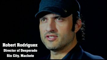 Advancement Project Protect Your Vote TV Spot Featuring Robert Rodriguez