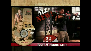 The Rack Workout TV Spot  - Thumbnail 7