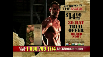 The Rack Workout TV Spot  - Thumbnail 9