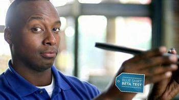 Best Buy Blue Shirt Beta Test TV Spot, 'Ultrabook'