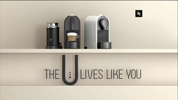 Nespresso U TV Spot, 'The New U' Song by Lana Del Ray - Thumbnail 7