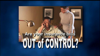 Health Insurance Helpline TV Spot, 'Out of Control'