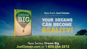 Joel Osteen Dream Big TV Spot - Thumbnail 8
