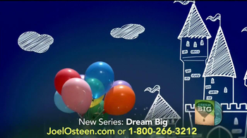 Joel Osteen Dream Big TV Spot - Thumbnail 6