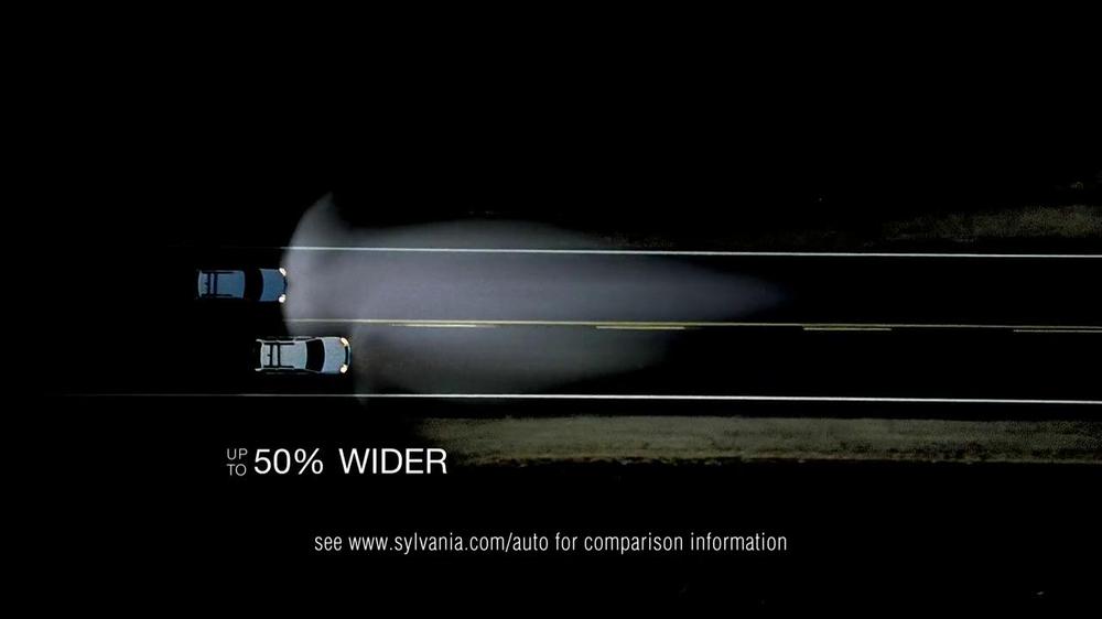 Sylvania SilverStar Ultra Headlights TV Commercial, 'Avoid Crash'