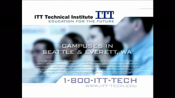 ITT Technical Institute TV Spot, \'Future\'