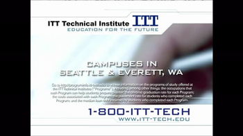 ITT Technical Institute TV Spot, 'Future' - Thumbnail 5