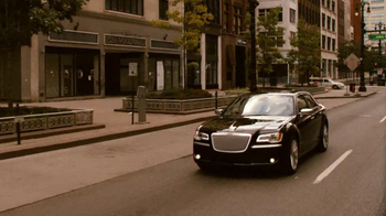 2013 Chrysler 300 TV Spot, 'On the Way to the Top' Song by Jay-Z - Thumbnail 5