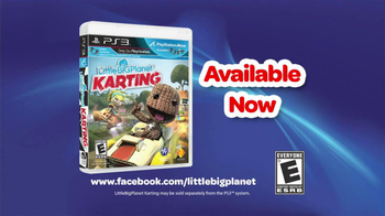 LittleBigPlanet Karting TV Spot, 'Fueled by Imagination' - Thumbnail 9