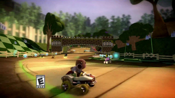 LittleBigPlanet Karting TV Spot, 'Fueled by Imagination' - Thumbnail 4