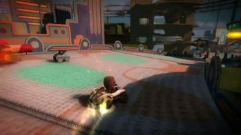 LittleBigPlanet Karting TV Spot, 'Fueled by Imagination' - Thumbnail 5