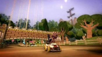 LittleBigPlanet Karting TV Spot, 'Fueled by Imagination' - Thumbnail 6