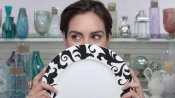 HomeGoods TV Spot, 'Graphic Dinner Plate' - 924 commercial airings