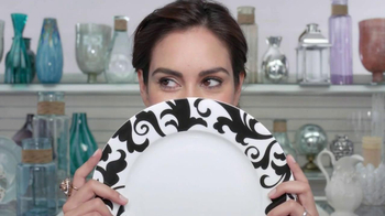 HomeGoods TV Spot, 'Graphic Dinner Plate'